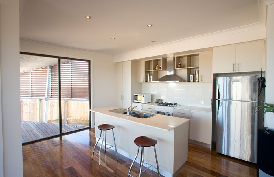 Small kitchen renovations brisbane gold coast queensland for Small kitchen renovations