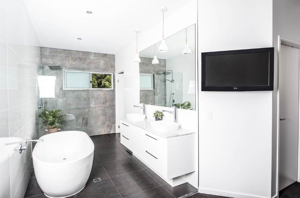 Custom-Vanities-Brisbane-Gold-Coast-Crisp-White-Cupboards-with-Stone-Vanity-bench-Top