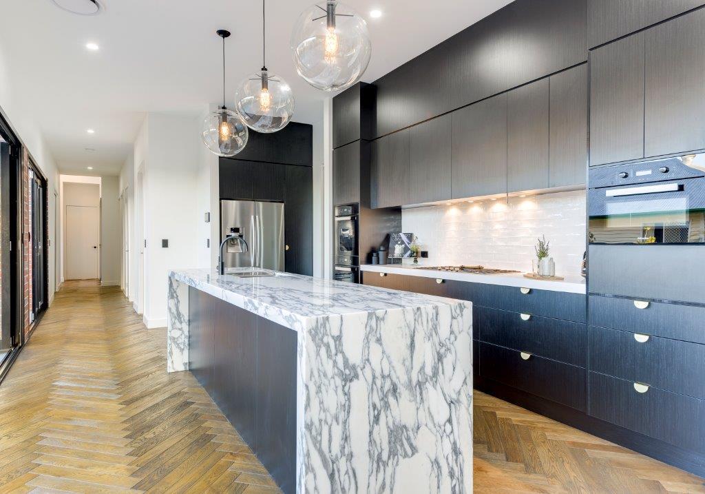 Kitchens-Renovations-Brisbane-Marble-Bench-Top