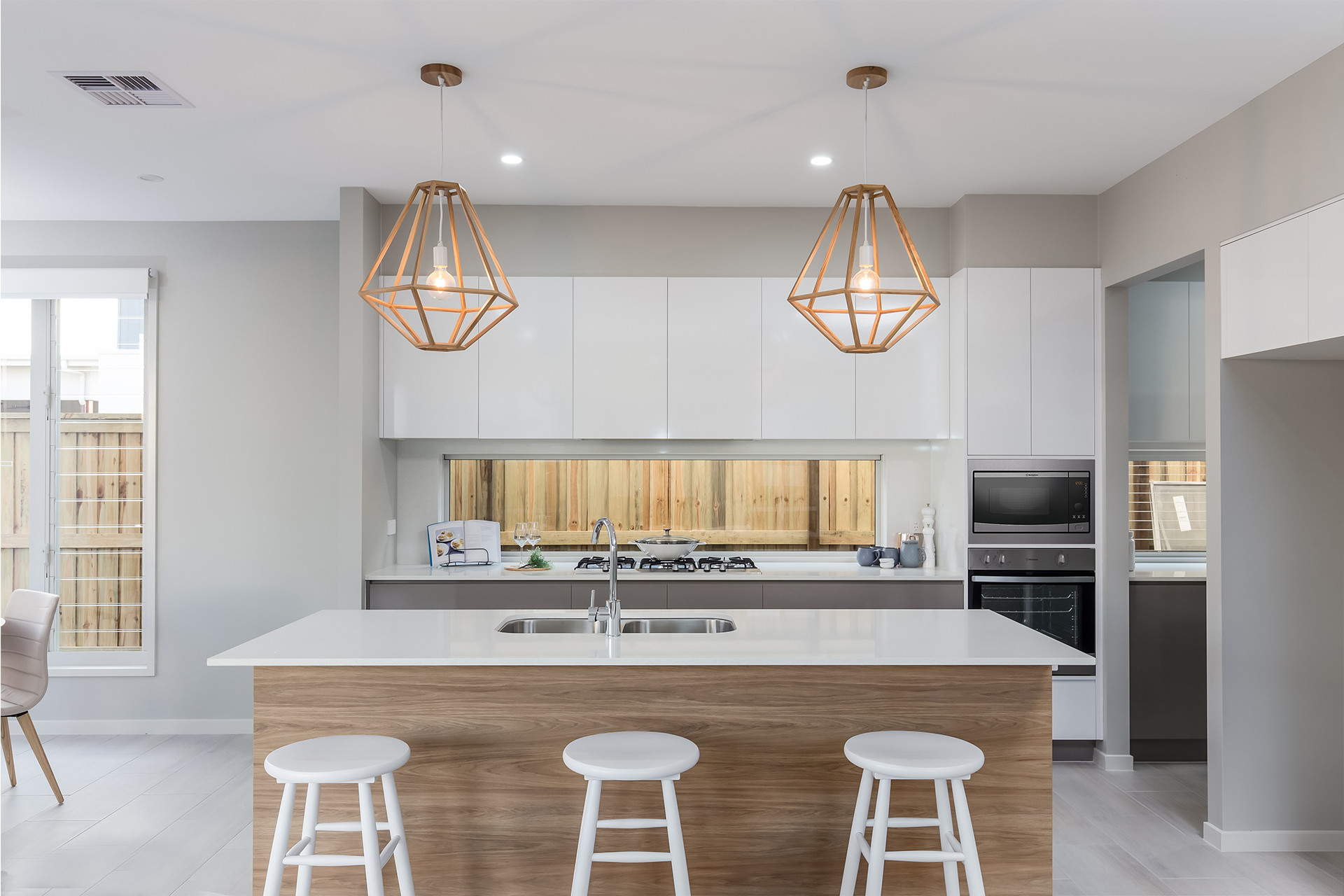 Kitchen-Caloundra-sleek