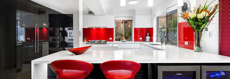 Kitchen pictures gallery brisbane gold coast imperial for Kitchen design jobs brisbane