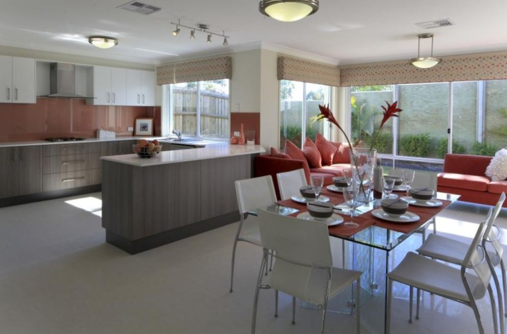 U shaped kitchen design ideas brisbane coast coast for Kitchen ideas brisbane