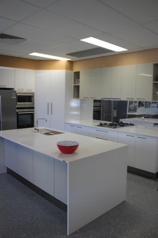 Kitchen Showroom Brisbane, Gold Coast: Kitchen Display