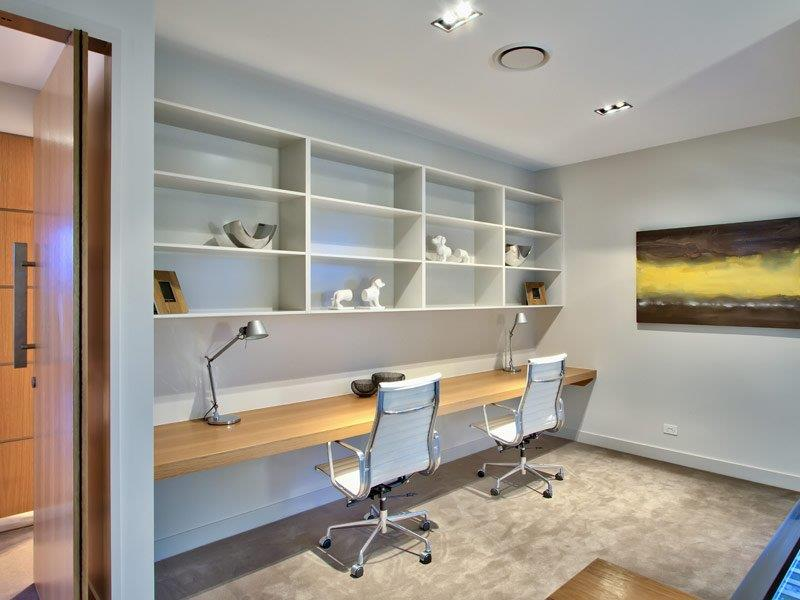 Custom-Built-Study-Area-Timber-Benchtops-Brisbane-Gold-Coast