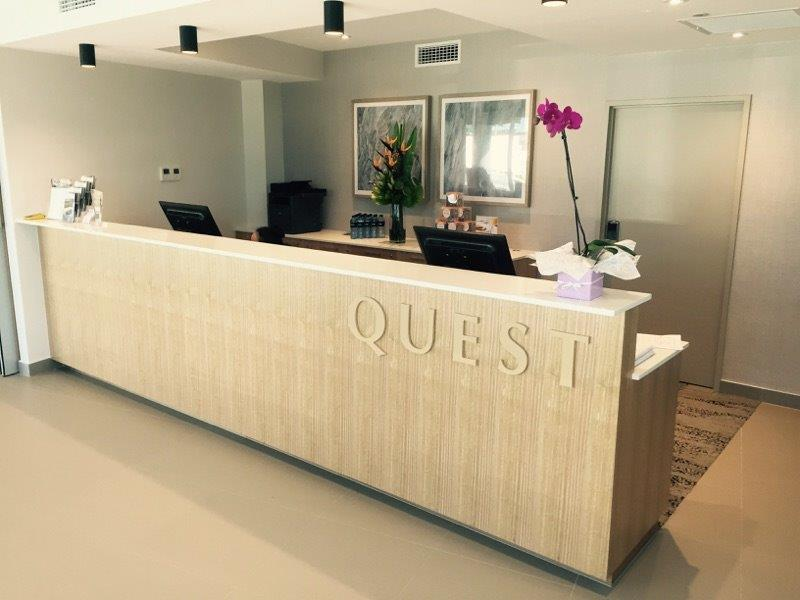 Custom-built-front-desk-reception-Brisbane-Gold-Coast