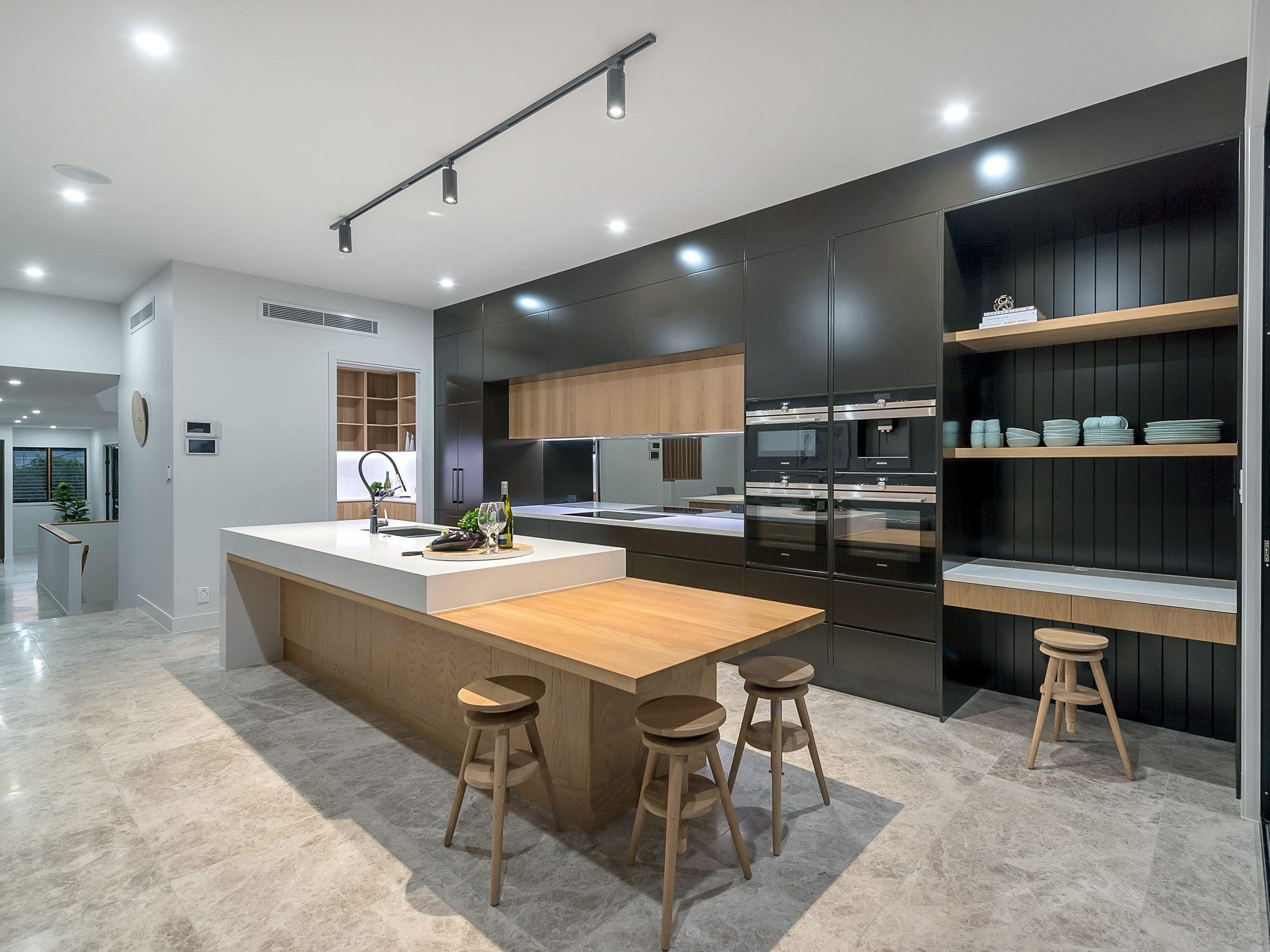 Custom-kitchen-beautiful-open-shelves-Brisbane-Gold-Coast