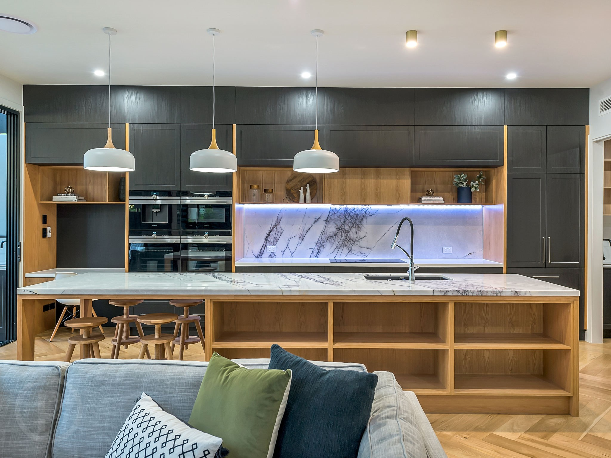 Custom-kitchen-pendant-lights-stylish-Brisbane-Gold-Coast