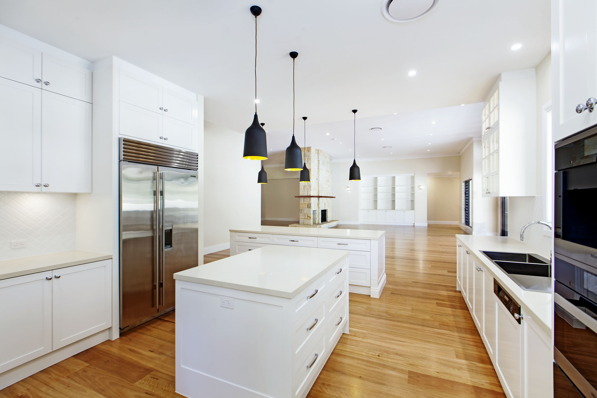 Custom-kitchen-tiled-splashback-Brisbane-Gold-Coast