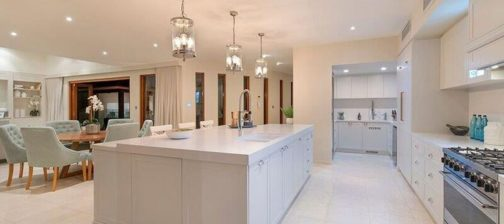 Hamptons Style Kitchen design - Imperial Kitchens