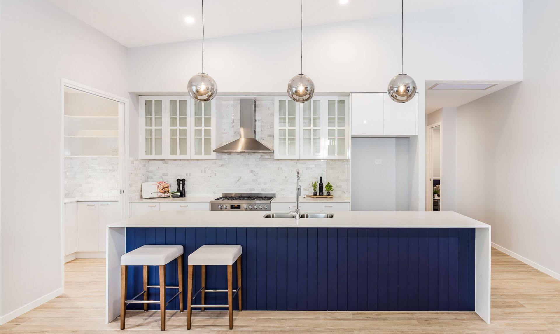 Modern kitchen panelling Brisbane Gold Coast
