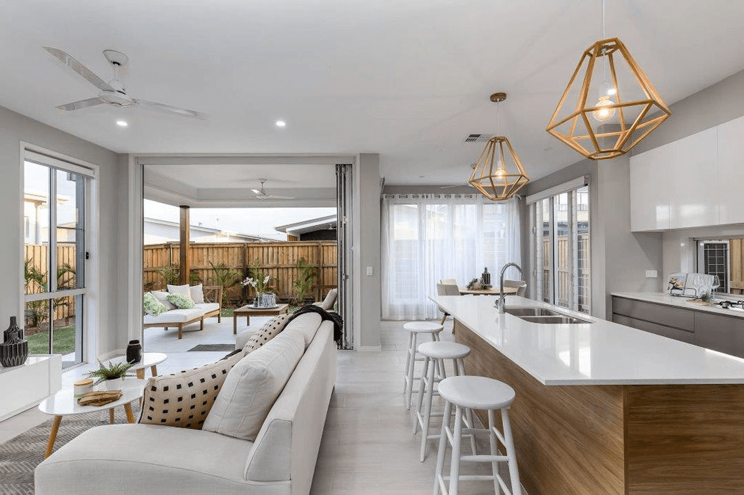 Pantha Custom kitchen light and bright Brisbane Gold Coast