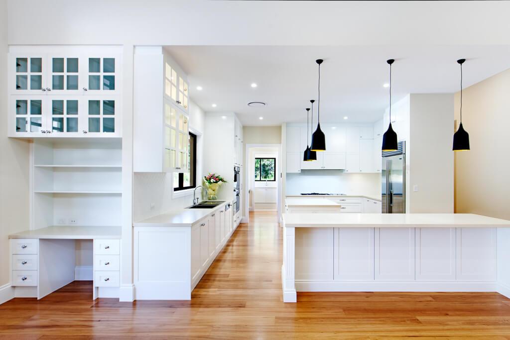 Custom kitchen luxury Brisbane Gold Coast