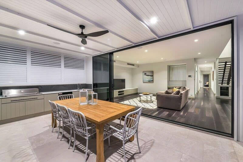 Custom Outdoor Kitchen Brisbane Gold Coast