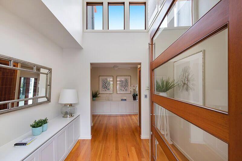 Hampton style joinery Brisbane Gold Coast