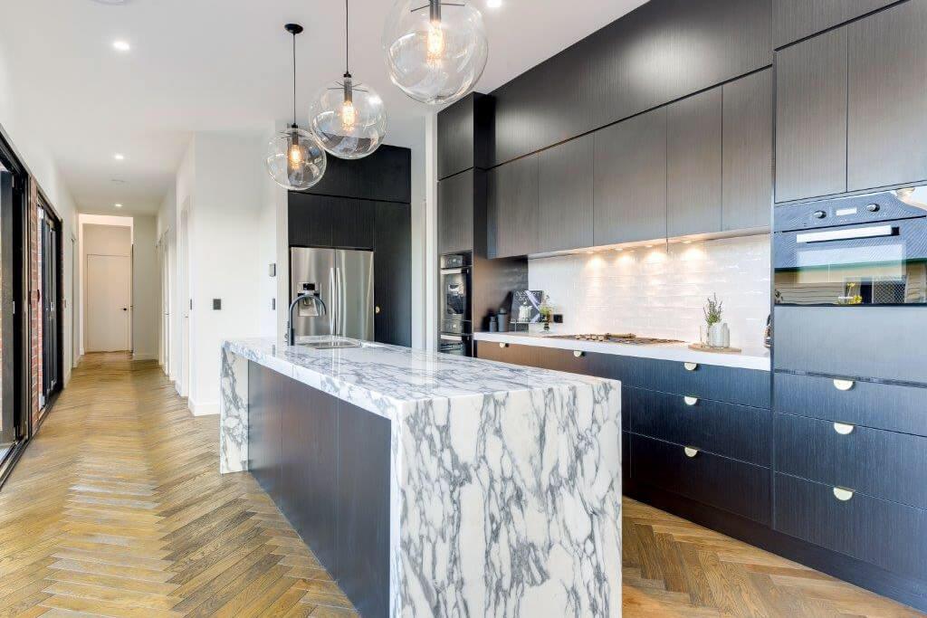 Kitchens Renovations Brisbane Marble Bench Top