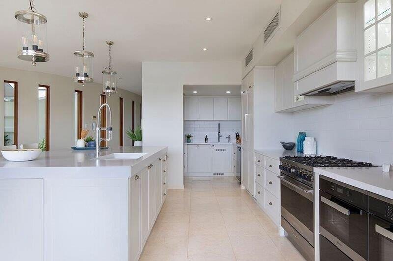 Hamptons - after kitchen
