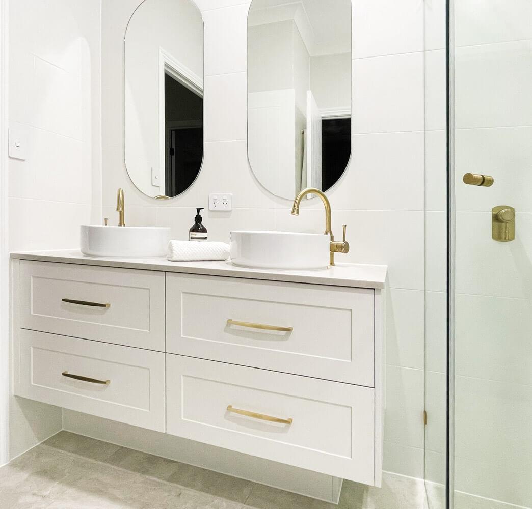Paddington vanity